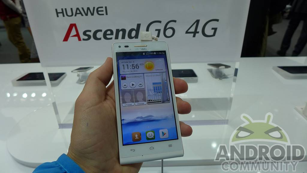 Huawei Ascend G6 4g Hands On Android Community