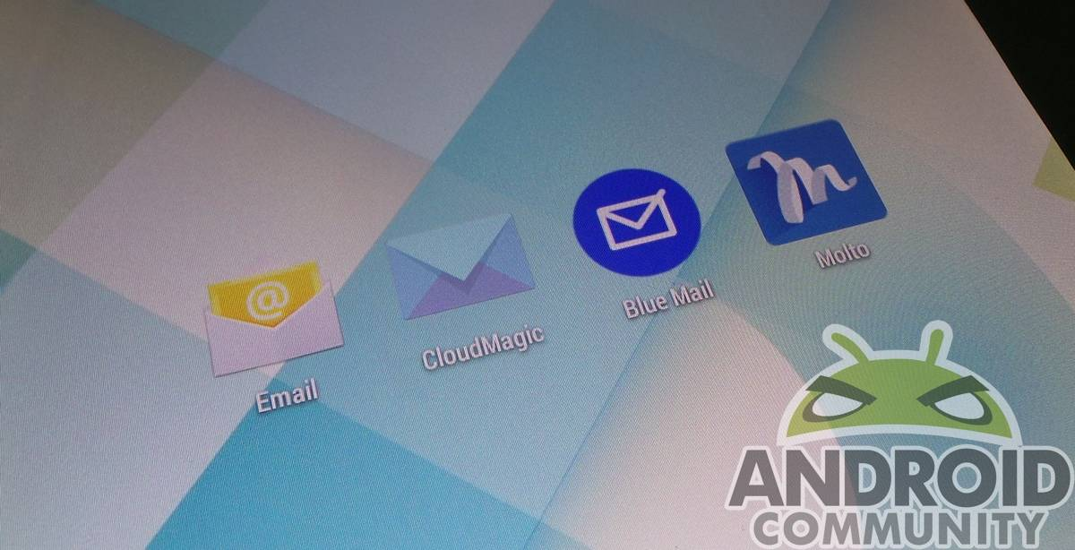 Email Apps AC