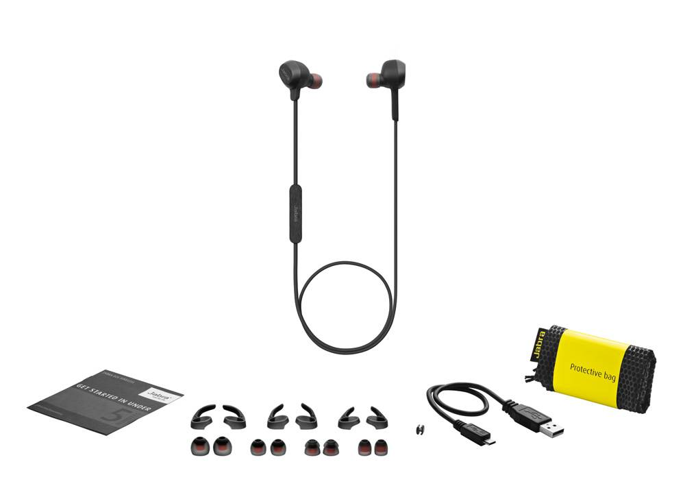 Jabra Rox - Black - Accessories