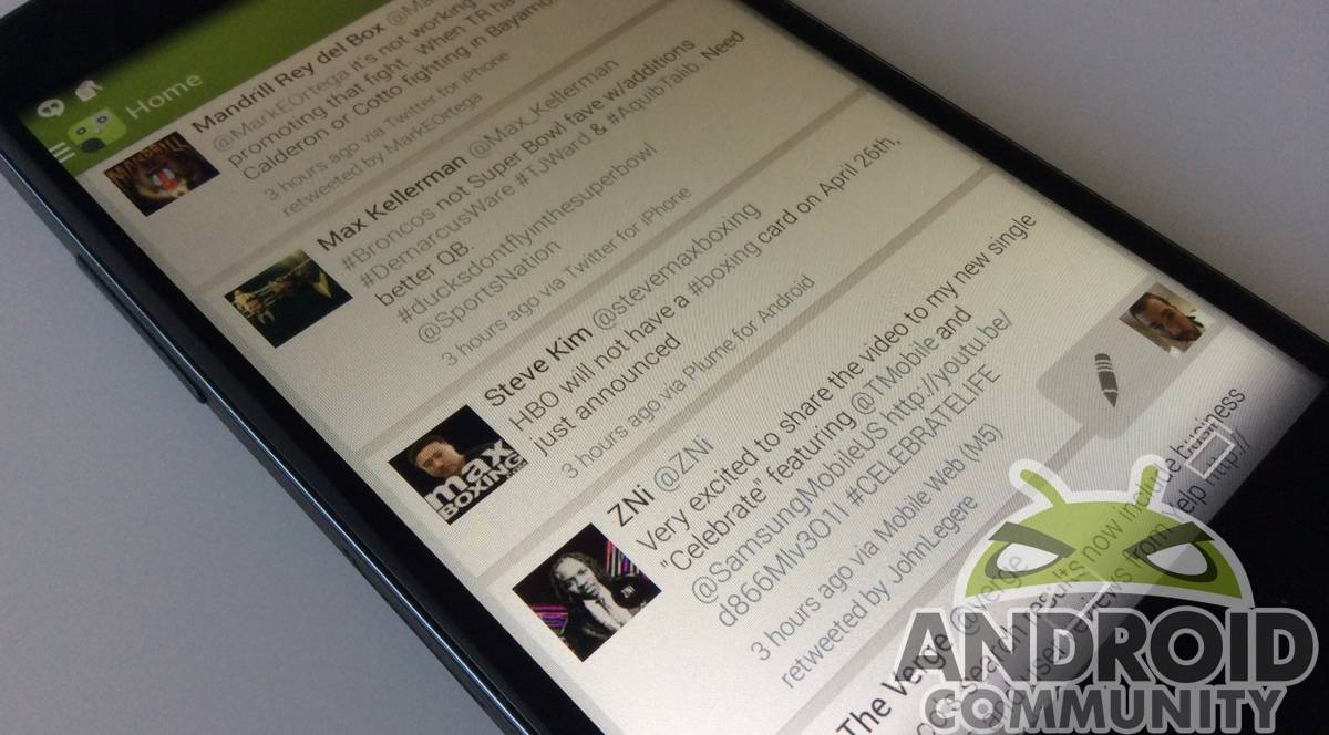 Robird is a new Twitter app that brings a fresh look to an