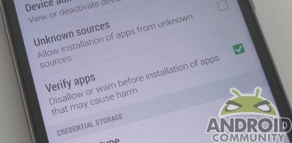 Google updates Android security, app scanning - Android Community