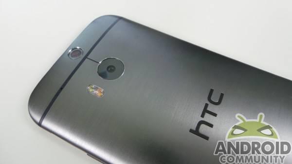 HTC One Dual Camera