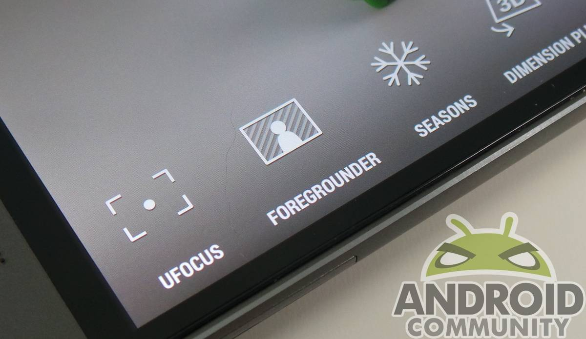 HTC One Foregrounder AC