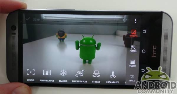 HTC One UFocus