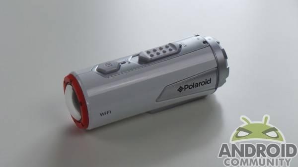 Polaroid XS100i Side AC