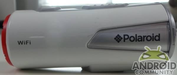Polaroid XS100i close AC