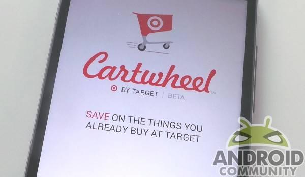 Target Cartwheel AC