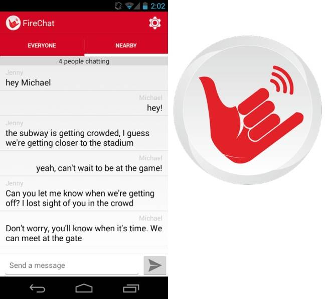 firechat-opengarden-android
