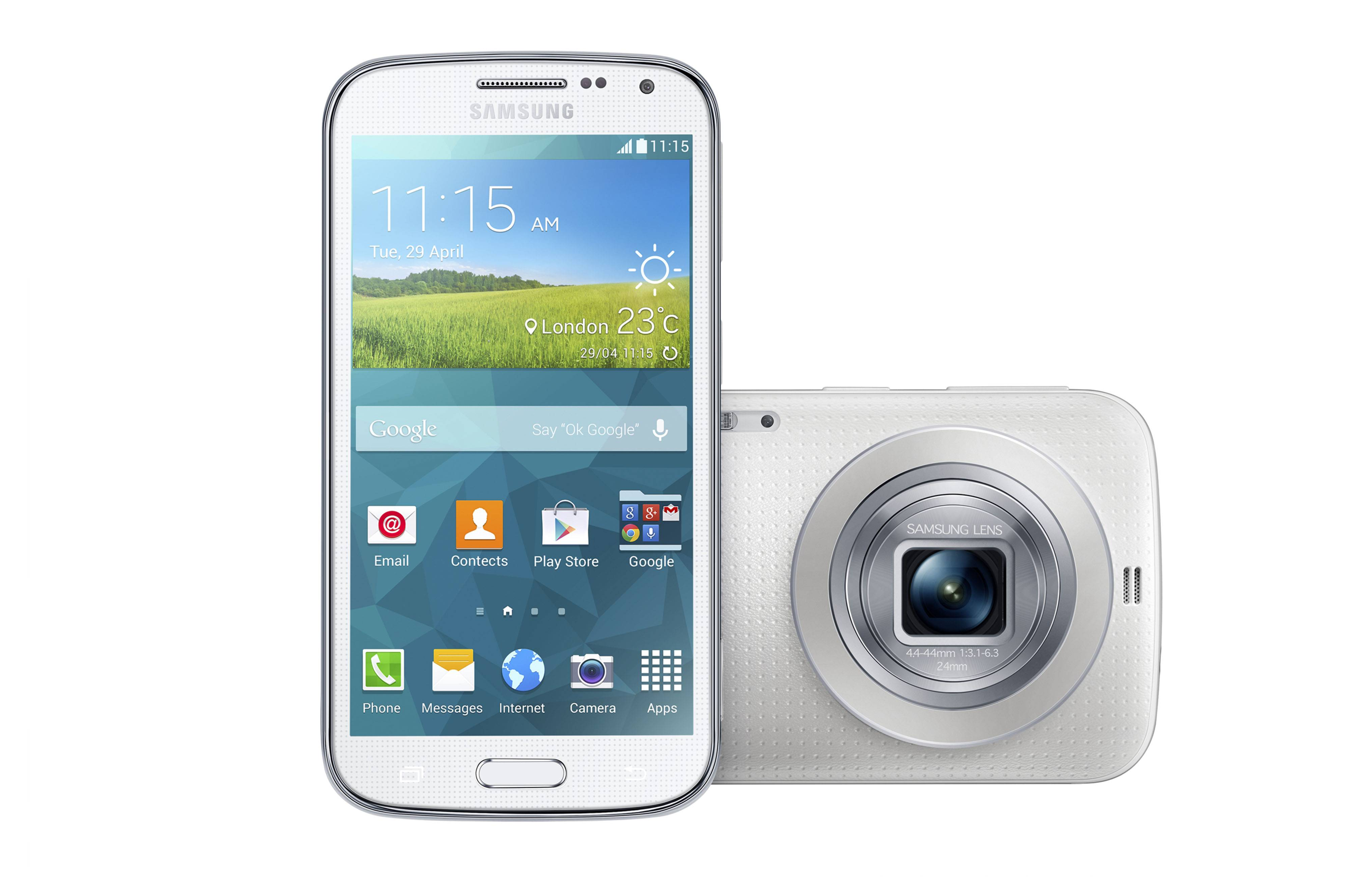 Samsung Galaxy K Zoom Is Here To Capture Memories In Style