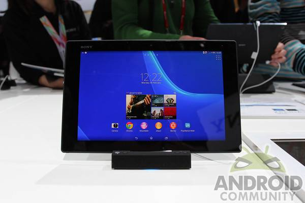 Sony Xperia Z2 Tablet gets CWM-based Touch Recovery