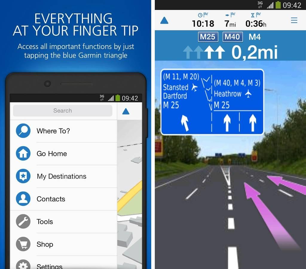 Garmin Viago navigation app lands in the Play Store