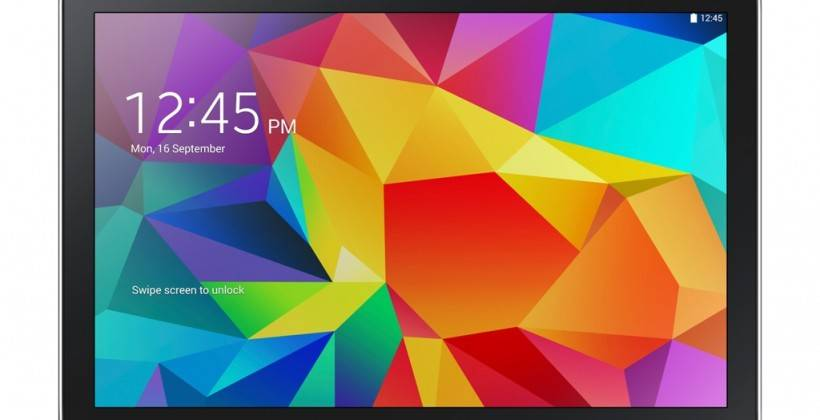 Galaxy Tab 4 8 0 for Verizon available tomorrow, supports