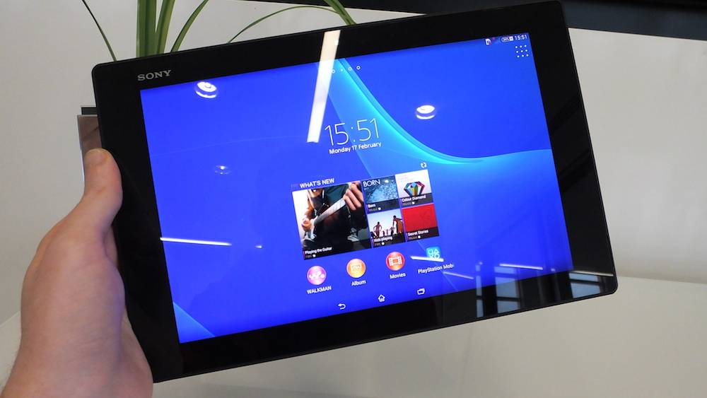 Upcoming Xperia Z2 tablet now getting CyanogenMod 11 builds