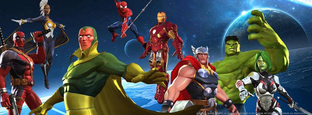Marvel contest of chions game promises many things