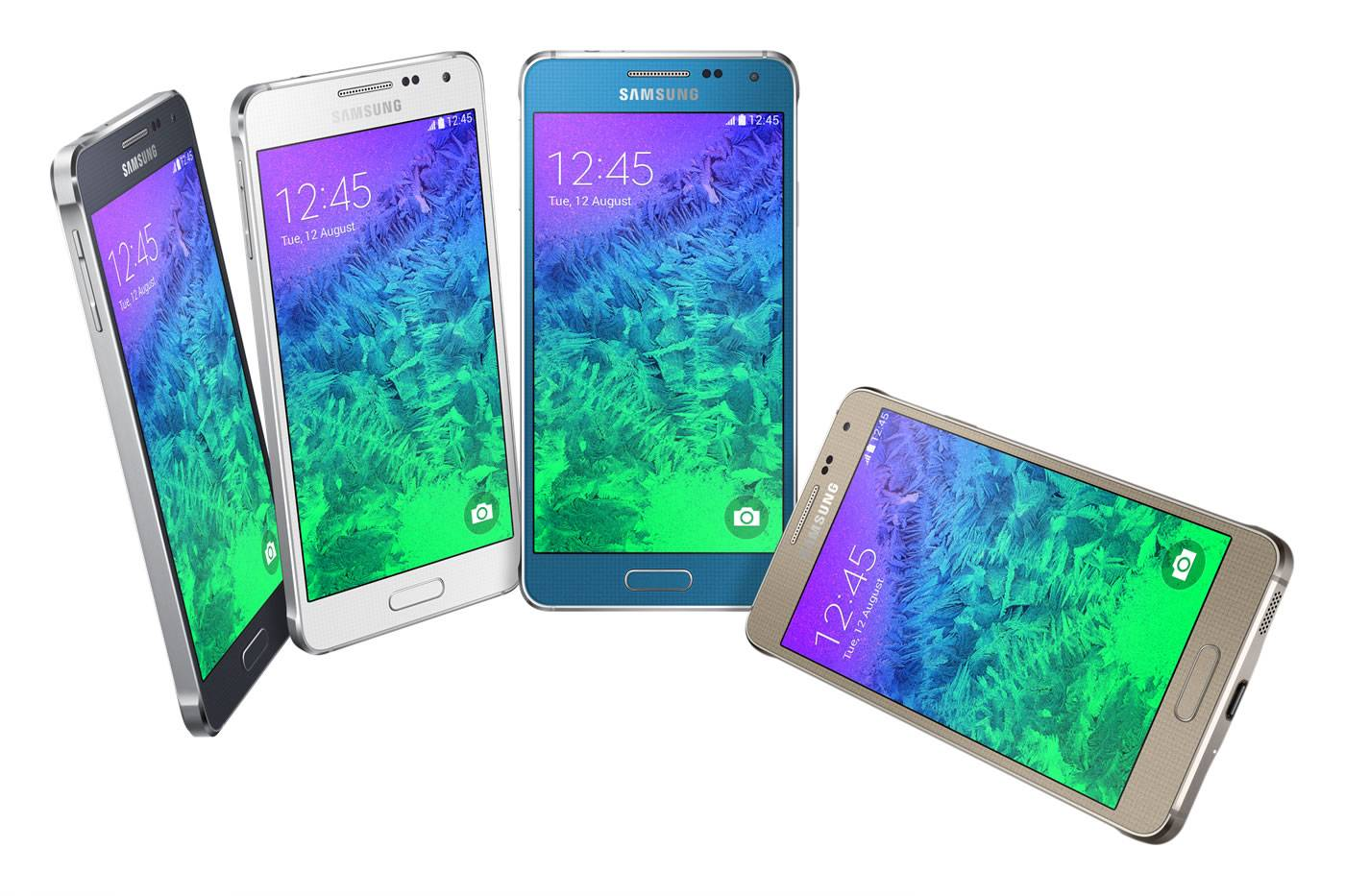 Galaxy Alpha announced with new metal frame that you wanted