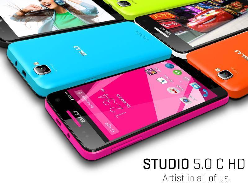 blu win jr smartphone - unlocked - white