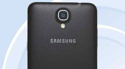 Samsung Galaxy Mega 2 certified by TENAA, has faux leather design
