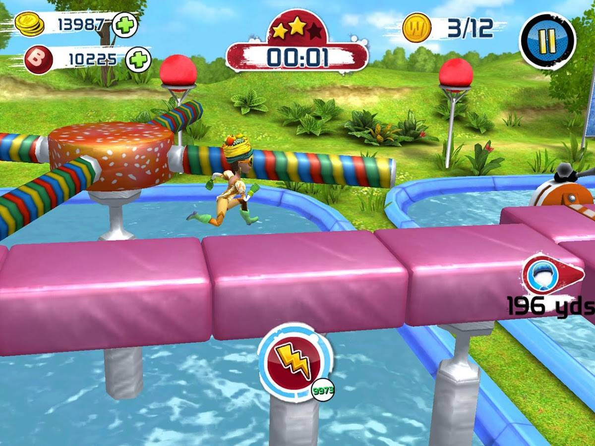 Wipeout 2 Android game now has zombies,pirates, popstars - Android