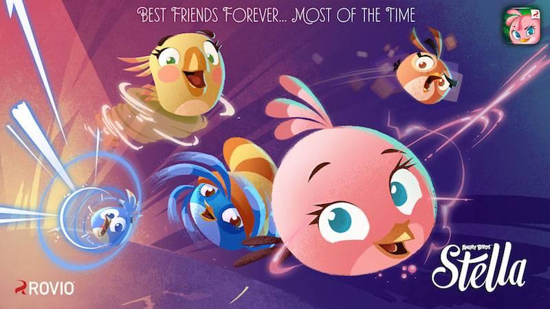 Stella Angry Birds Rovio