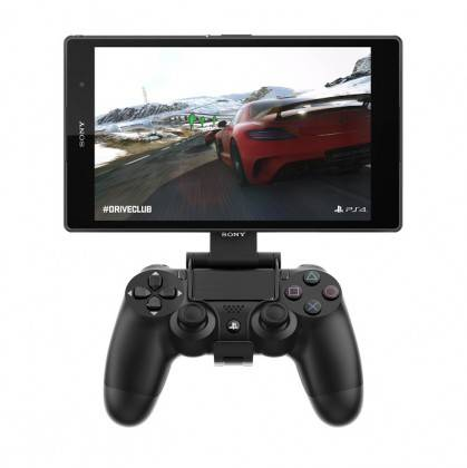 Xperia_Z3 Tablet Compact_PS4_Black