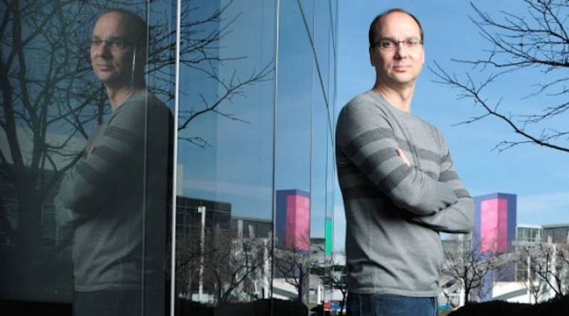 Andy Rubin Android founder leaving Google