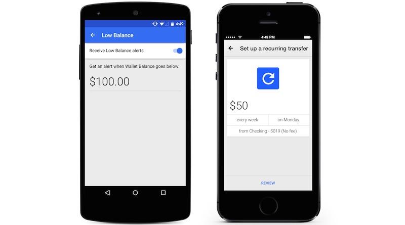 Google Wallet Balance