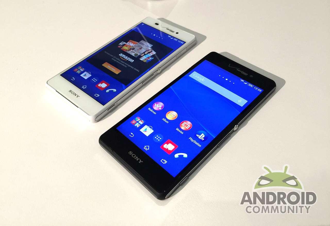Sony announces Z3, Z3v for T-Mobile, Verizon - Android Community