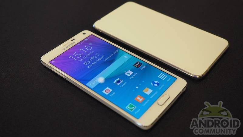 Note 4 release date: October 17 in US, October 10 in UK, pre-orders ...