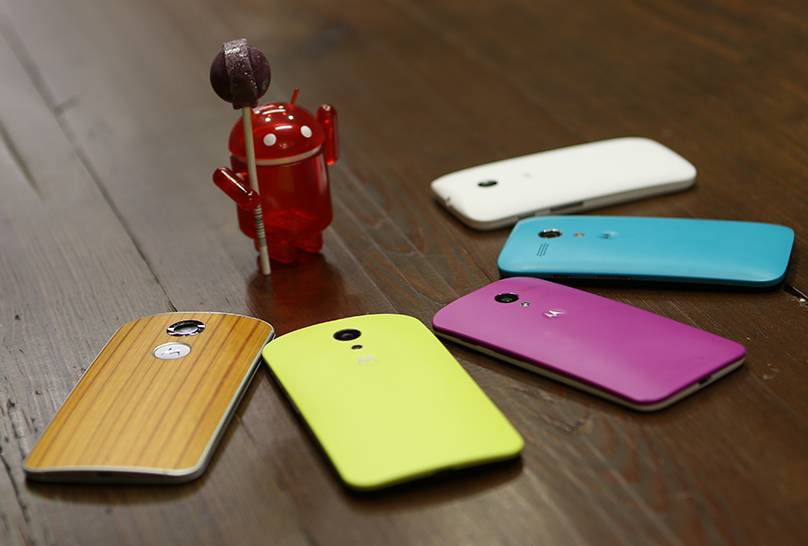 Motorola and HTC reveal its Android 5.0 Lollipop upgrade plan