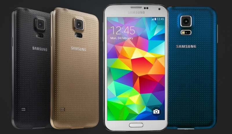 samsung galaxy s5 plus netherlands