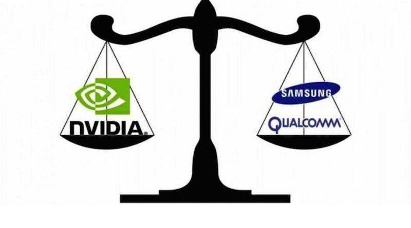 Nvidia Samsung-Qualcomm