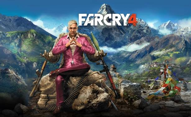 farcry 4 poster