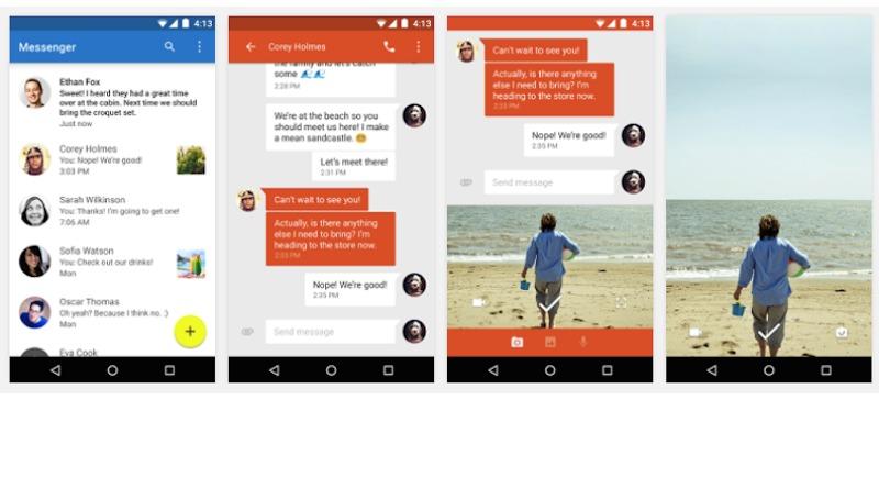google messenger app