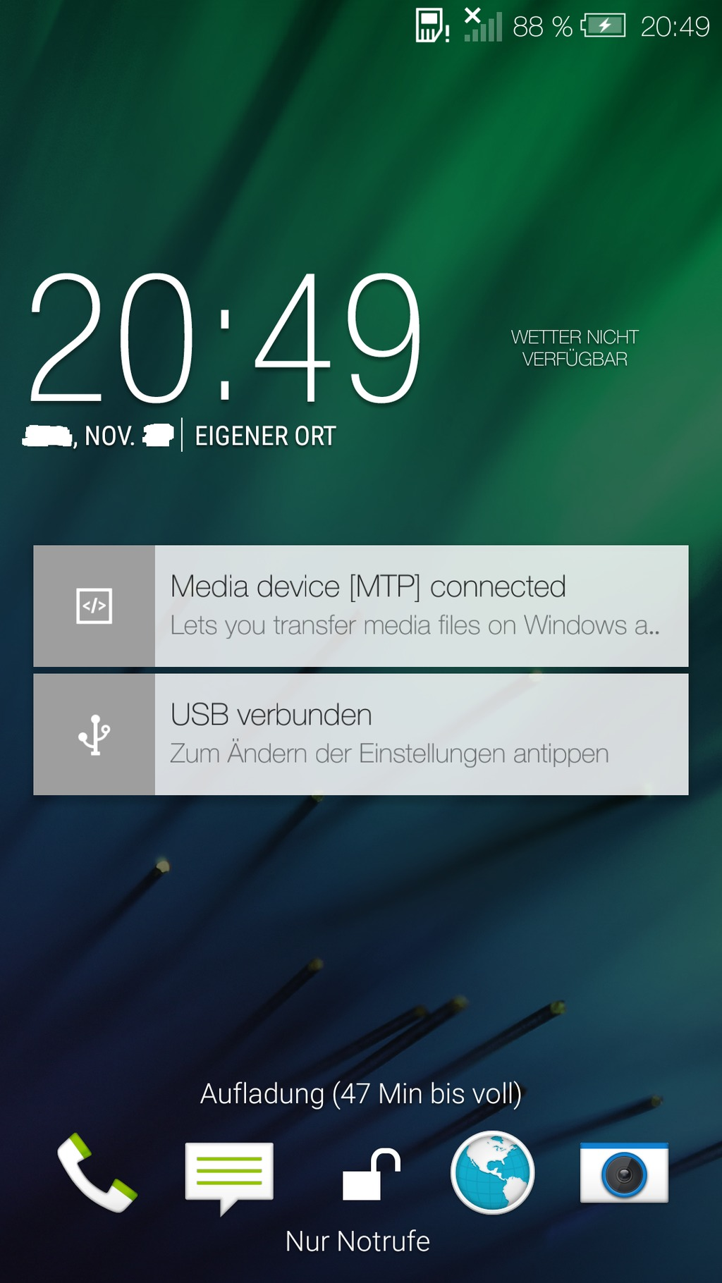 HTC One M8 Android 5.0 + Sense 6 2