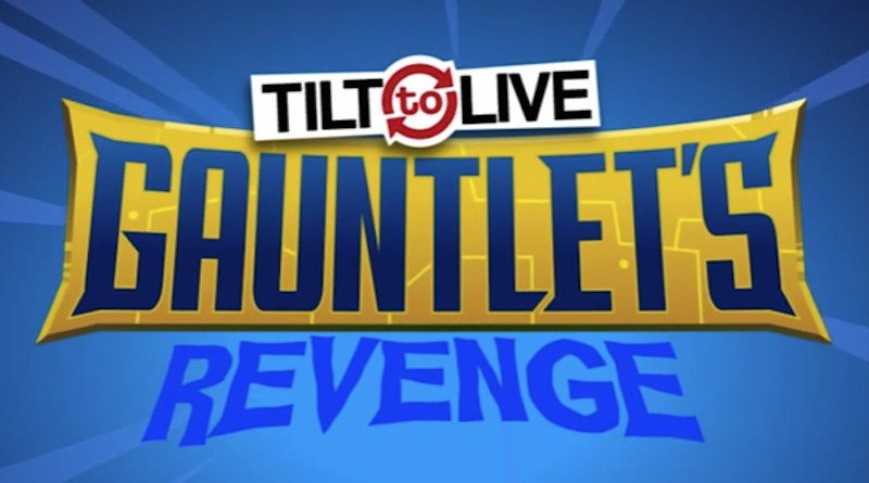 tilt to live gauntlets revenge mobile game app
