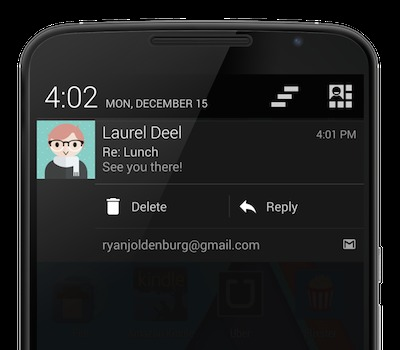 android pushbullet