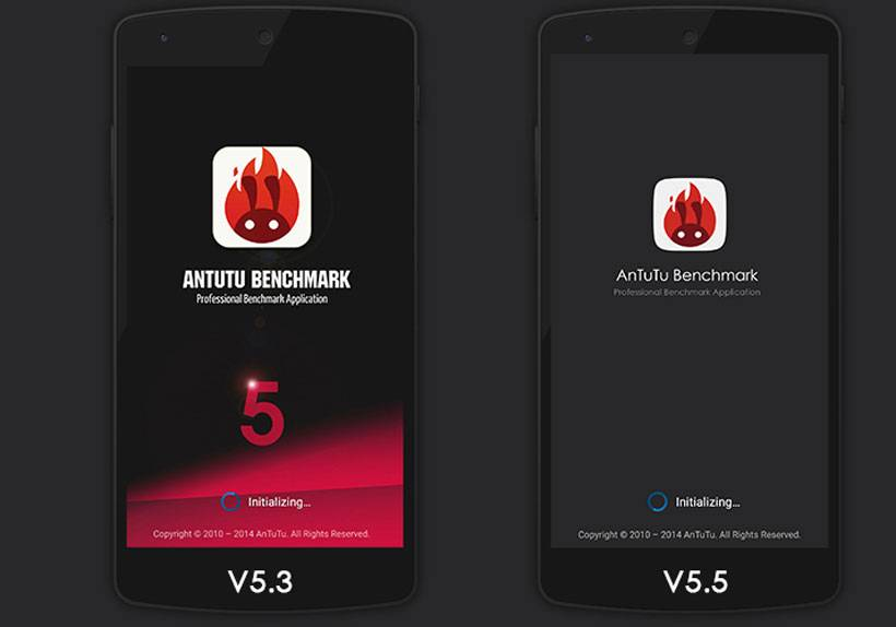 AnTuTu V5 5 gets a new interface and 64-bit CPU support - Android