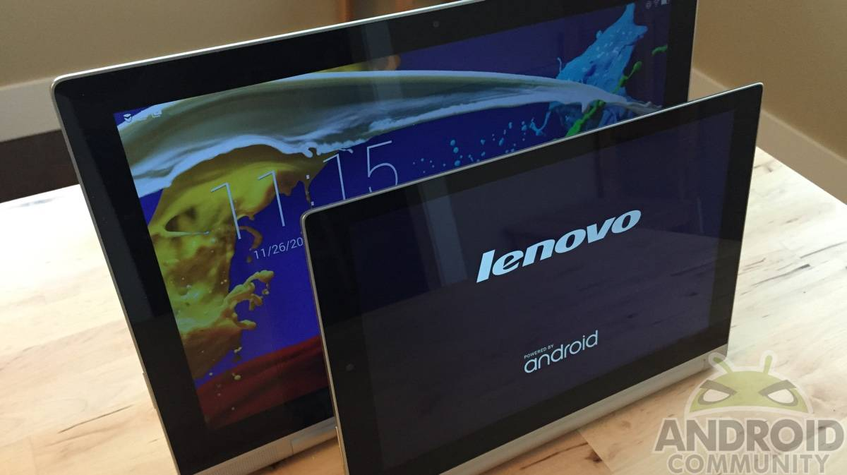Lenovo Yoga Tablet 2 & Yoga Tablet 2 Pro review - Android Community