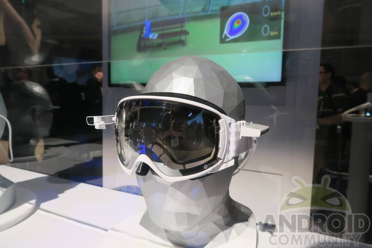 Sony SmartEyeglass Attach: hands-on with an adaptable