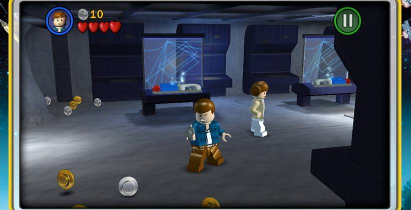 LEgo Star Wars android app complete saga 2