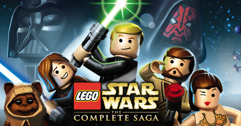 Lego Star Wars android app complete saga