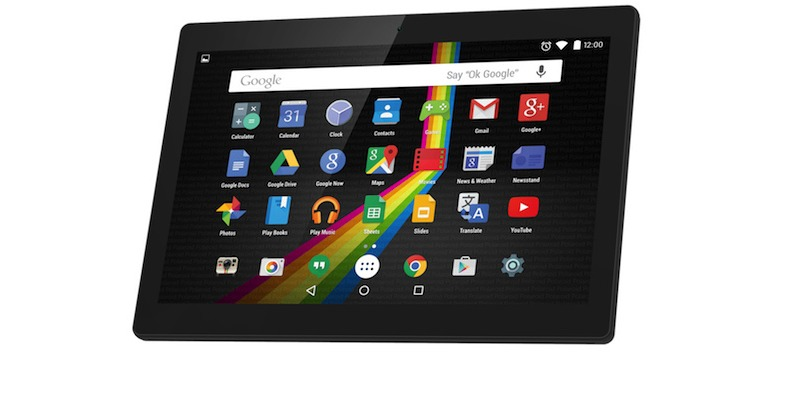 Polaroid L10 Android Tablet CES 2015