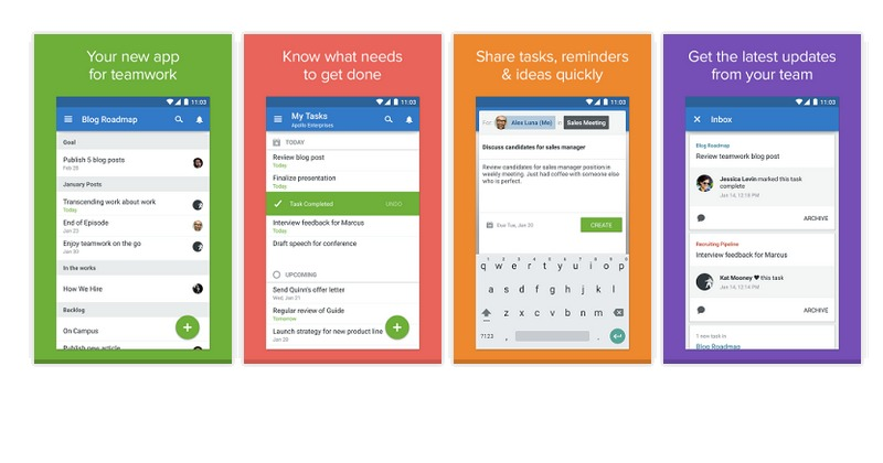 asana app for android