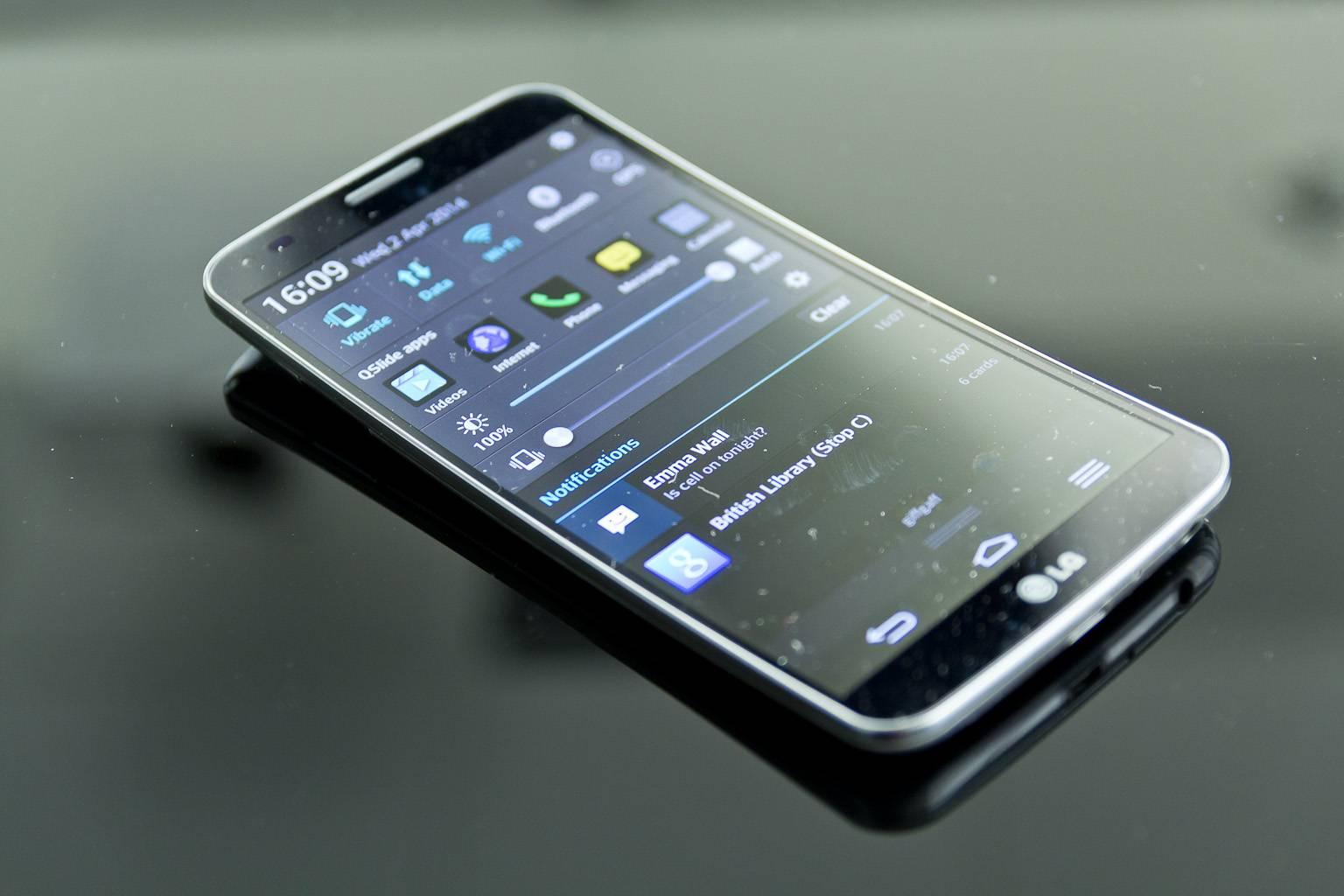 LG G Flex 2 to hit market next week, finally - Android Community