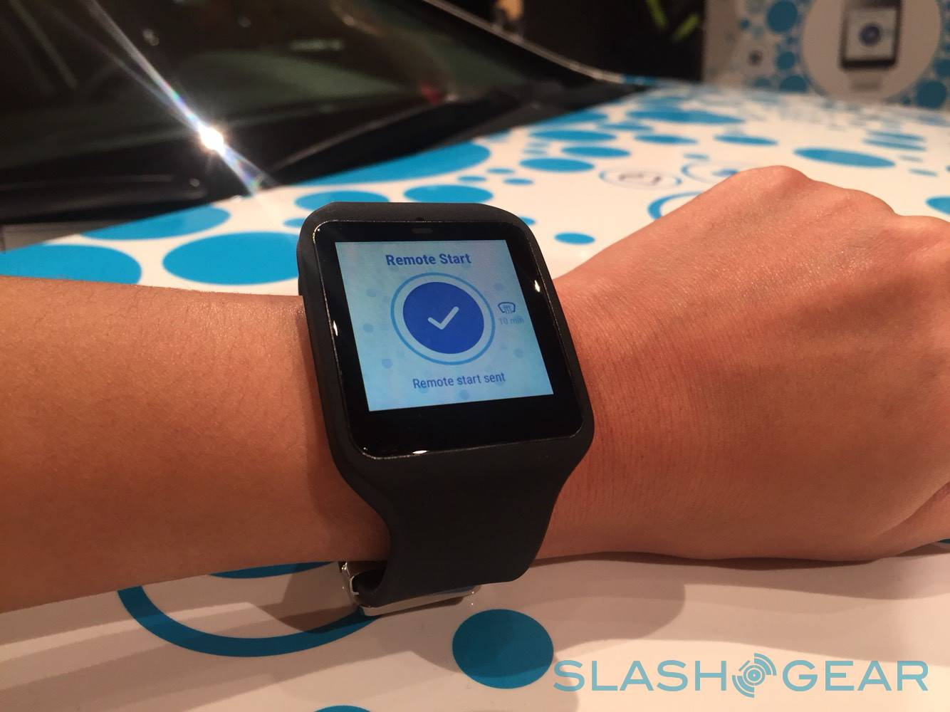 Hyundai's Blue Link app now available for Android Wear