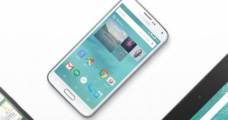 Android Lollipop T Mobile Samsung Galaxy S5