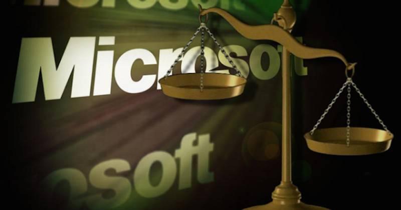 Microsoft Samsung lawsuit patent