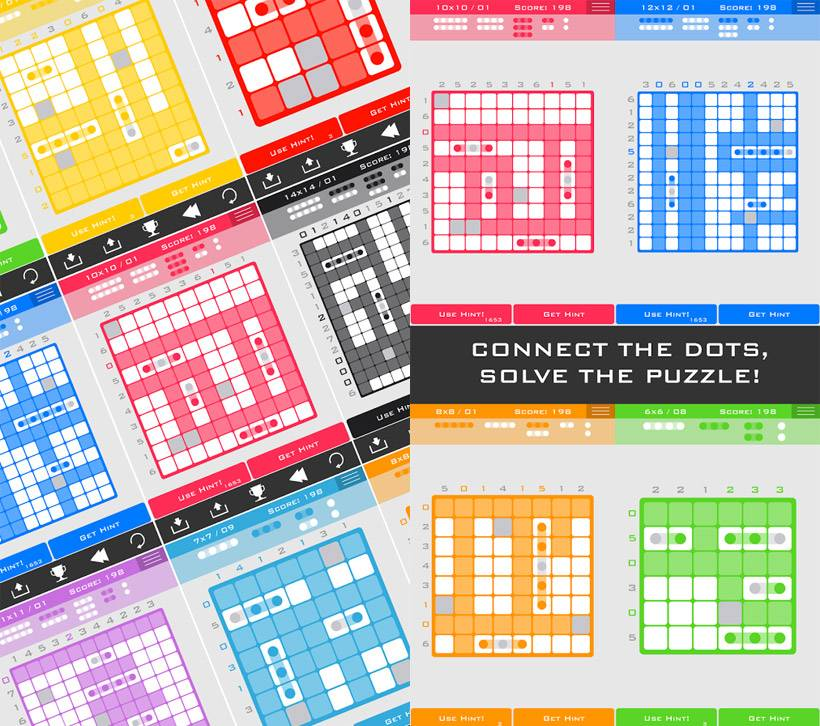Logic Dots puzzle game lands on Google Play - Android Community