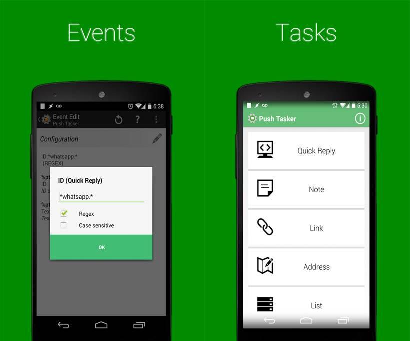Push Tasker extension lets Pushbullet and Tasker do more
