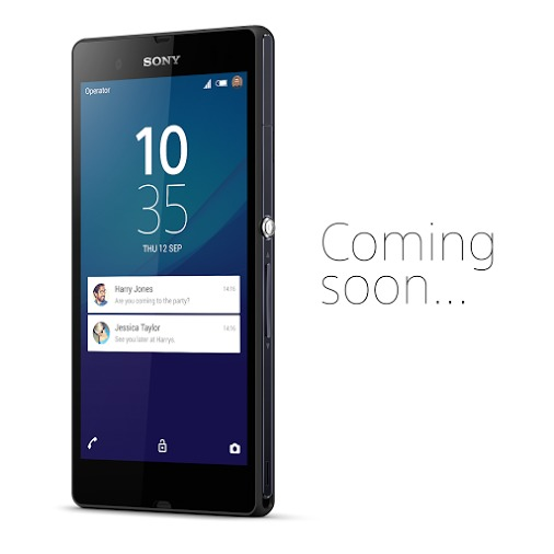 Android Lollipop Sony Xperia Z